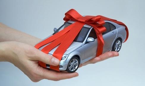Как подарить автомобиль законно