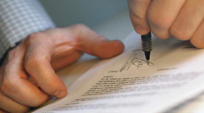 Процедура вступления и размер налога на наследство по завещанию