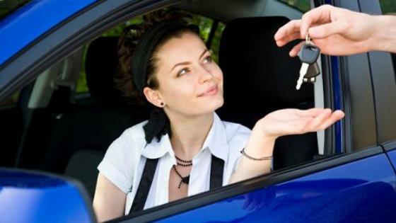 Передача авто по договору аренды