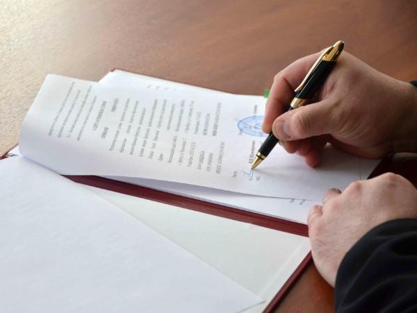 Оформление соглашения о сотрудничестве и совместной деятельности