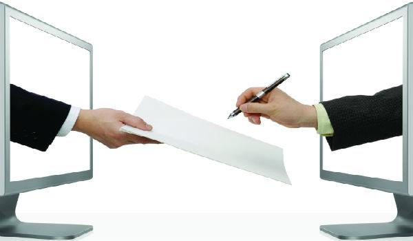 Отправка уведомления о расторжении договора