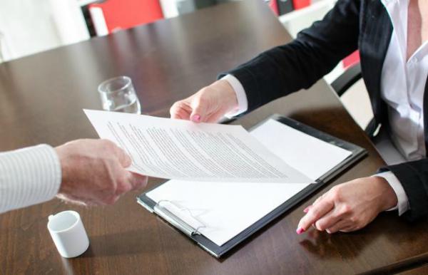 Передача доверенности в банк от юридического лица