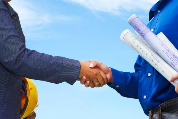 Соглашение между заказчиком и подрядчиком