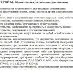 Статья 73 УПК РФ