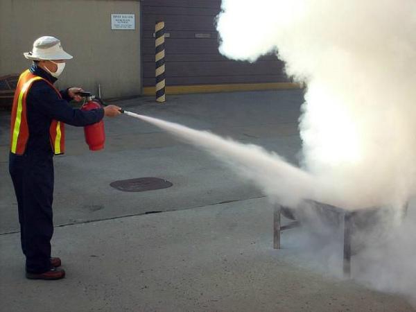 Лицо, ответственное за противопожарную безопасность