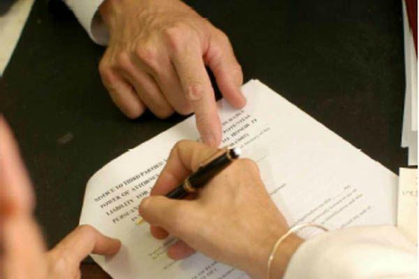 Соглашение в письменной форме - залог правомерности сделки