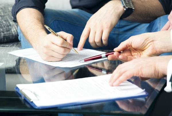 Составление и подписание рамочного договора