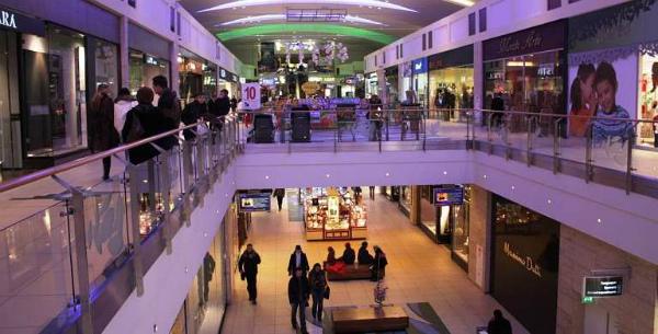 Аренда помещения в торговом центре