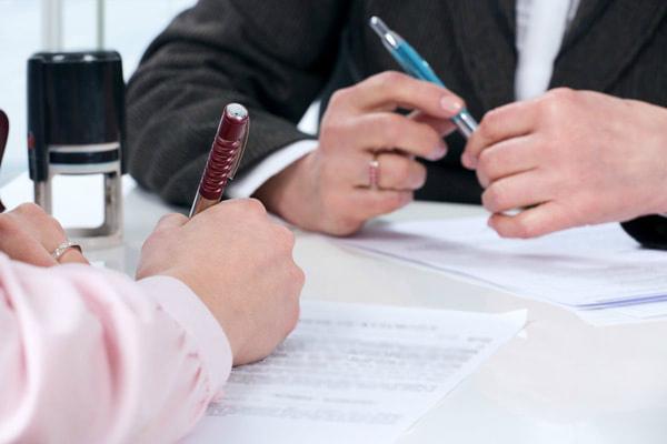 Оформление передаточного акта к договору найма жилого помещения
